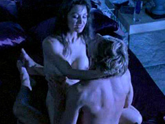 Adrienne Sachs naked riding a guy hard