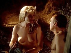 Amy Locane Nude Boobs In Carried Away Movie
