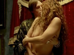 Billie Piper Nude Boobs In Penny Dreadful Series