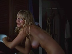 Laura Ramsey Nude Boobs And Butt In The Ruins Movie