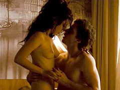 Nathalia Dill naked during hot sex scene