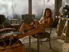 Alanna Ubach Nude Scene In Hung Movie