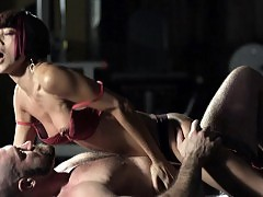 Bai Ling Nude Sex Scene In Circle Of Pain Movie