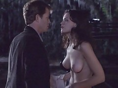 Katie Holmes Hot Boobs In The Gift Movie