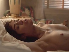 Lizzy Caplan Sex Scene From Masters Of Sex Series