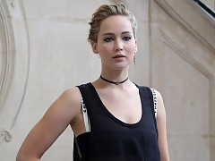 Jennifer Lawrence Sexy For Magazine