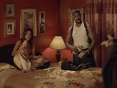 Eva Mendes Nude Scene In Training Day Movie