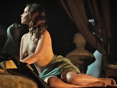 Emilia Clarke Nude Scene In Voice From The Stone Movie
