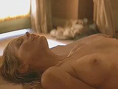 Kim Basinger naked tits during sex