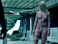 Ingrid Bolso Berdal Nude Scene In Westworld Series