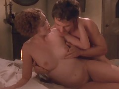 Sylvia Kristel Nude Sex Scene In Lady Chatterleys Lover Movi...