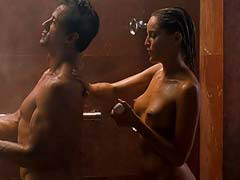 Sharon Stone naked hot scene in a shower