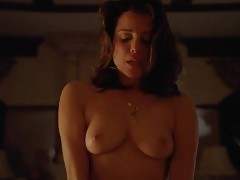 Alanna Ubach Nude Sex Scene In Hung Movie