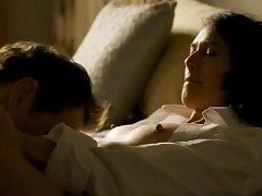 Lena Headey Nude Sex Scene In Zipper Movie